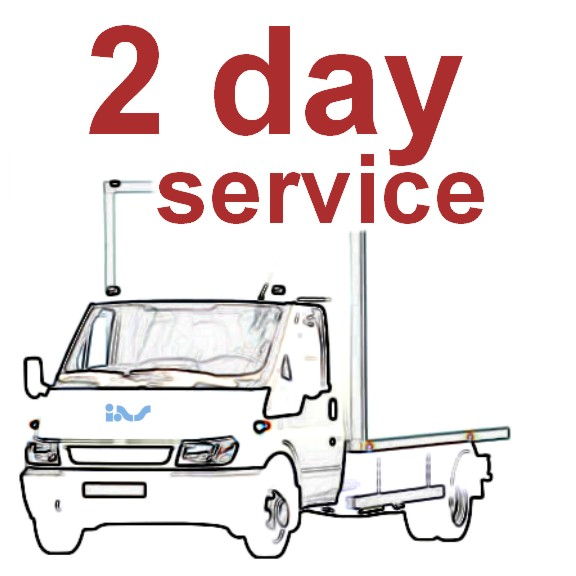 2 Day (48 hour) Rush Service Items