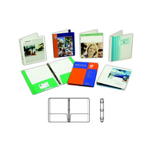 Loose Leaf Binders