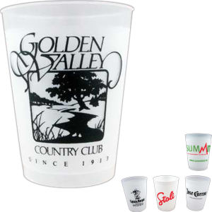 Promotional Plastic Cups-16FX-OFFSET