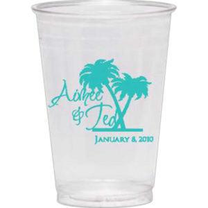 Promotional Plastic Cups-CH12-CL