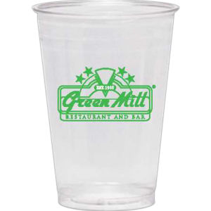 Promotional Plastic Cups-CH16-CL