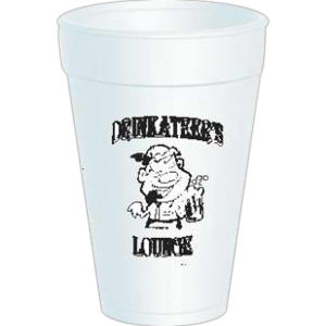 Promotional Foam Cups-FOAM CUPS