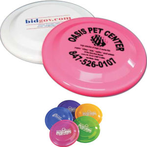 Promotional Flying Disks-FLY