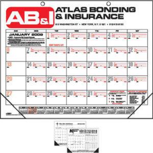 Promotional Desk Calendars-9012 BMCC