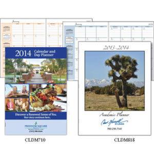 Promotional Desk Calendars-CLDM818