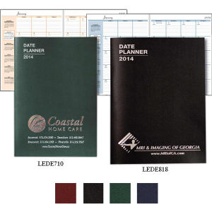 Promotional Desk Calendars-LEDE710