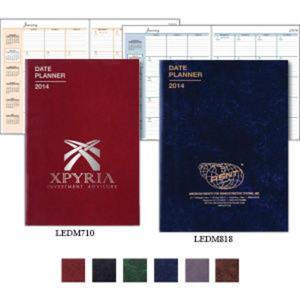 Promotional Desk Calendars-LEDM710