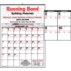 Promotional Wall Calendars-300