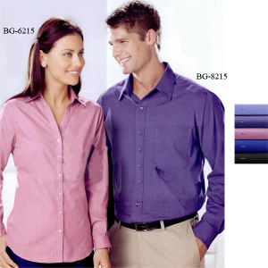 Promotional Button Down Shirts-BG-8215