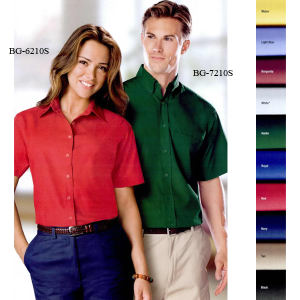 Promotional Button Down Shirts-BG-7210S