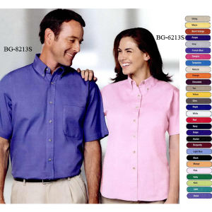 Promotional Button Down Shirts-BG-6213S