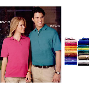 Promotional Polo shirts-BG-6201 X