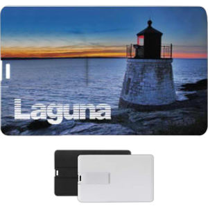 Promotional USB Memory Drives-Laguna-128MB