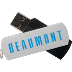 Promotional USB Memory Drives-Beaumont-2GB