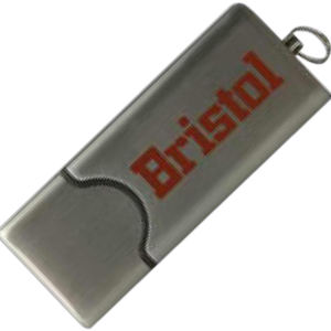 Promotional USB Memory Drives-Bristol-8GB