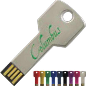 Promotional USB Memory Drives-Columbus-128MB