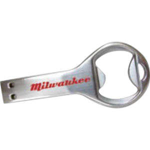 Promotional USB Memory Drives-Milwaukee-4GB