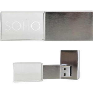 Promotional USB Memory Drives-SoHo-4GB