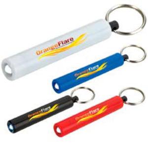 Plastic pushbutton keylight.