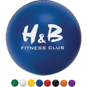 Promotional Stress Balls-TAG100-E
