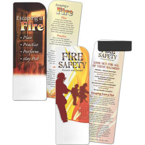 Bookmark - Fire Safety: