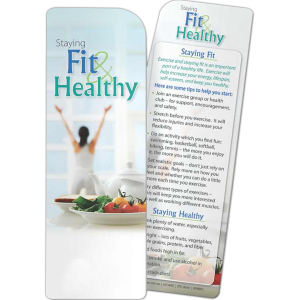 Bookmark - Staying Fit