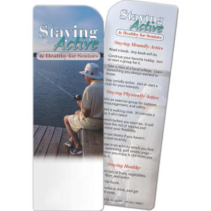 Bookmark - Staying Active