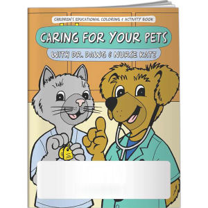 Promotional Coloring Books-CB1070