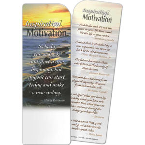 Promotional Bookmarks-BM8011