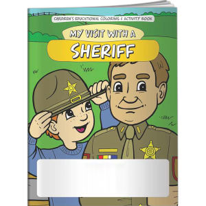 Promotional Coloring Books-CB1066
