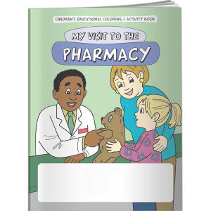 Promotional Coloring Books-CB1003