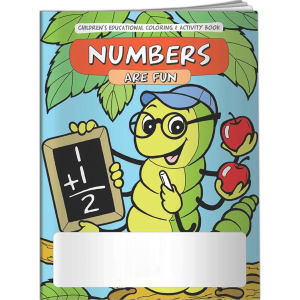Promotional Coloring Books-CB1015
