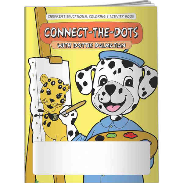 Coloring Book - Connect-the-Dots