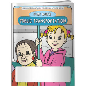 Promotional Coloring Books-CB1025