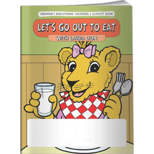 Promotional Coloring Books-CB1052