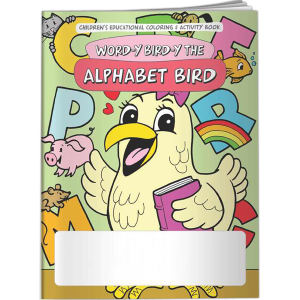 Promotional Coloring Books-CB1014