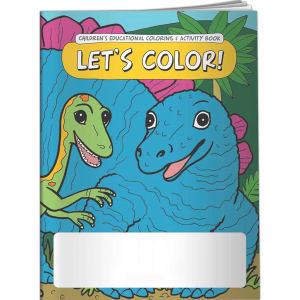 Promotional Coloring Books-CB1036