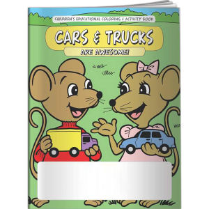 Promotional Coloring Books-CB1053