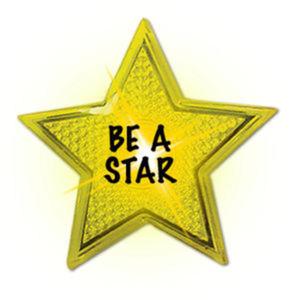 BuzStrobe - Star reflector