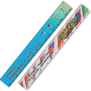 Promotional Rulers/Yardsticks, Measuring-393FC