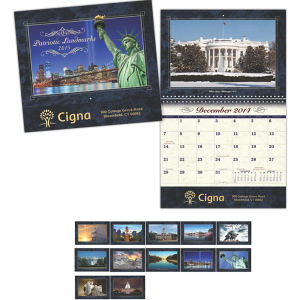 Promotional Wall Calendars-DC44316