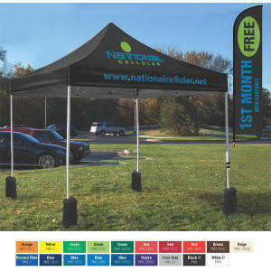Promotional Canopies-36923
