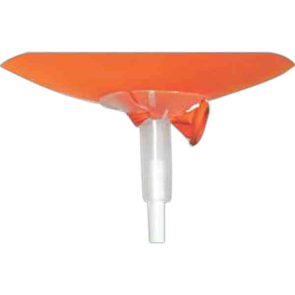 Balloon cup for stick.