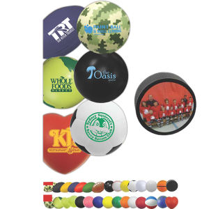 Promotional Stress Balls-FMS-Camo