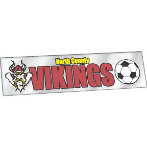 Promotional Bumper Stickers-442