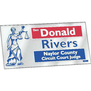 Promotional Bumper Stickers-447