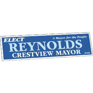 Promotional Bumper Stickers-411