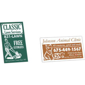 Promotional Business Card Magnets-1221