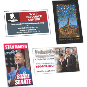 Promotional Business Card Magnets-1230