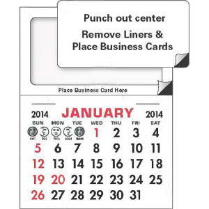 Promotional Magnetic Calendars-5919